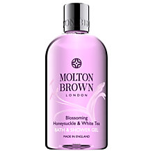 Buy Molton Brown Honeysuckle & White Tea Body Wash, 300ml Online at johnlewis.com