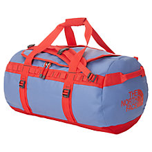 Buy The North Face Base Camp Duffle Bag, Blue/Red Online at johnlewis.com