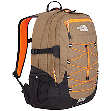 Buy The North Face Borealis Backpack, Grey Online at johnlewis.com