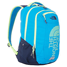 Buy The North Face Tallac Backpack, Blue/Green Online at johnlewis.com