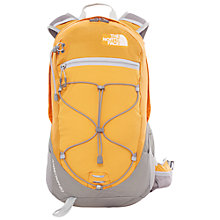 Buy The North Face Angstrom 20L Backpack, Orange/Grey Online at johnlewis.com