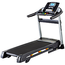 Buy NordicTrack T17.5 Treadmill, Grey/Black Online at johnlewis.com