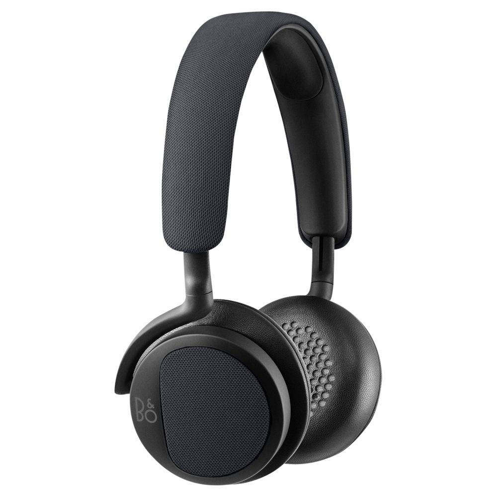 Bang & Olufsen B&O PLAY by Bang & Olufsen Beoplay H2 On-Ear Headphones with Mic/Remote