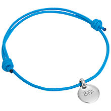 Buy Message by Merci Maman Best Friends Forever Bracelet Online at johnlewis.com
