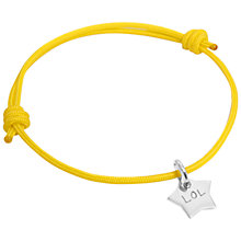 Buy Message by Merci Maman Laugh Out Loud Bracelet Online at johnlewis.com