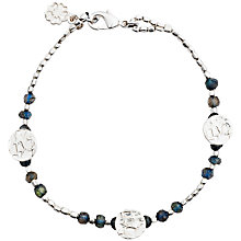 Buy Azuni Round Bead Bracelet Online at johnlewis.com