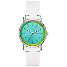 Buy DKNY NY2315 Women's Soho Leather Strap Watch Online at johnlewis.com