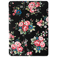 Buy Cath Kidston Spray Flowers Hard Case for iPad Mini, Black Online at johnlewis.com