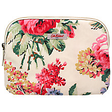 Buy Cath Kidston Bloomsbury Bouquet Case for iPad Mini, Cream Online at johnlewis.com
