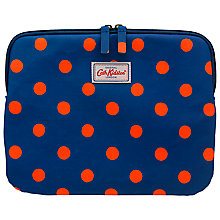 Buy Cath Kidston Button Spot Case for iPad, Navy Online at johnlewis.com