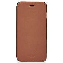 Buy Knomo Leather Folio for iPhone 6 Plus Online at johnlewis.com