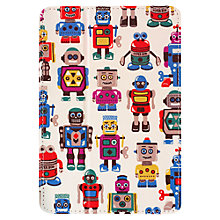 Buy Cath Kidston Robot Print Case for iPad Mini 1/2/3 Online at johnlewis.com