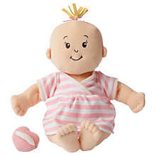 Buy Baby Stella Doll, Peach Online at johnlewis.com