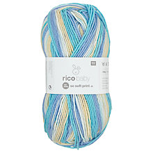 Buy Rico Baby So Soft DK Yarn, 100g Online at johnlewis.com