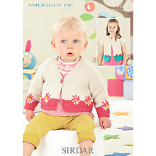 Buy Sirdar Snuggly DK Knitting Pattern, 4530 Online at johnlewis.com