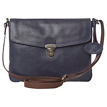 Buy White Stuff Astrid Bag, Navy Blue Online at johnlewis.com