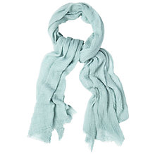 Buy White Stuff Dreaming Scarf, Dragonfly Online at johnlewis.com