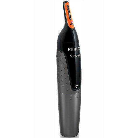 buy philips nt3160 10 nose trimmer series 3000 john lewis. Black Bedroom Furniture Sets. Home Design Ideas