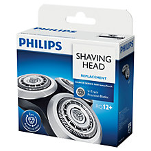 Buy Philips RQ12/60 Shaving Heads Online at johnlewis.com