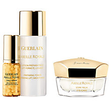 Buy Guerlain Abeille Royale Full Eyes Set Online at johnlewis.com