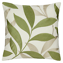 Buy Maggie Levien for John Lewis Embroidered Folio Cushion Online at johnlewis.com