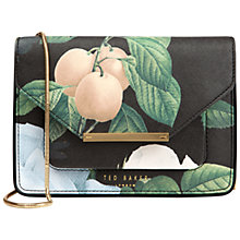 Buy Ted Baker Deena Across Body Bag, Black Online at johnlewis.com