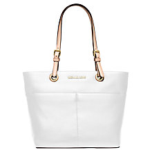 Buy MICHAEL Michael Kors Bedford Leather Tote Bag Online at johnlewis.com