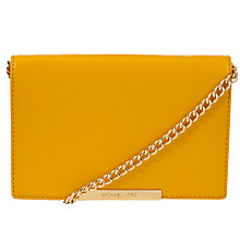 Buy MICHAEL Michael Kors Lana Leather Wallet Clutch Bag Online at johnlewis.com