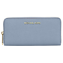 Buy MICHAEL Michael Kors Jet Set Travel Continental Purse Online at johnlewis.com