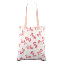 Buy Radley Rosemary Gardens Medium Tote, Pink Online at johnlewis.com