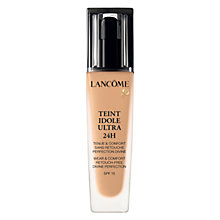 Buy Lancôme Teint Idole Ultra 24H Foundation, 30ml Online at johnlewis.com