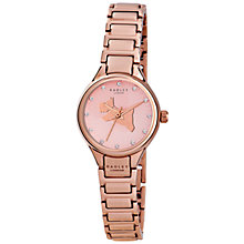 Buy Radley RY4212 Women's Classic Dog Bracelet Watch Online at johnlewis.com