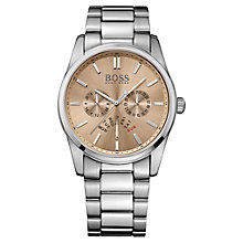 Buy Hugo Boss 1513127 Men's Heritage Bracelet Watch Online at johnlewis.com