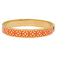 Buy Halcyon Days Rose Bangle Online at johnlewis.com