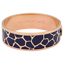 Buy Halcyon Days Giraffe Bangle Online at johnlewis.com