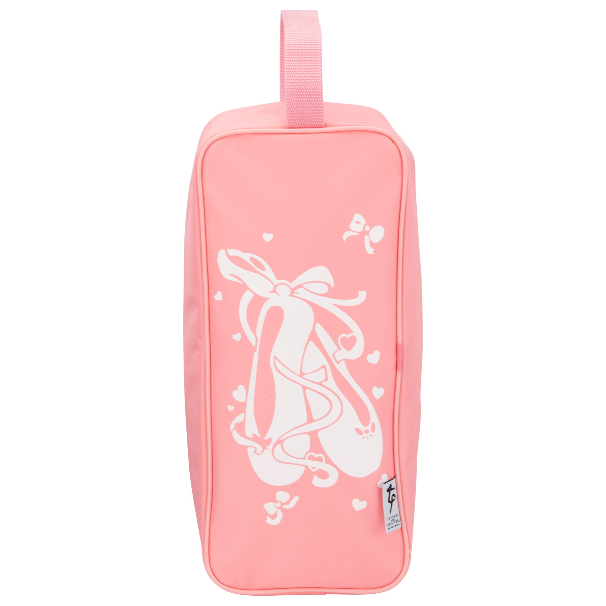 Tappers and Pointers Tappers and Pointers Ballet Shoe Bag, Pink