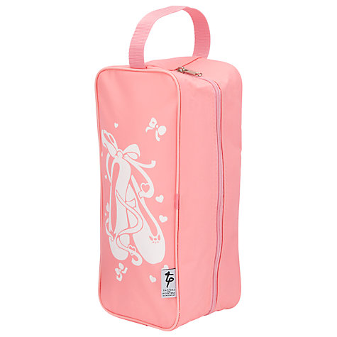 buy tappers and pointers ballet shoe bag pink lewis