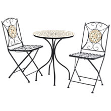 Buy Suntime Casablanca Mosaic Bistro Set Online at johnlewis.com