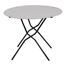 Buy Lafuma Anytime Round Bistro Table Online at johnlewis.com