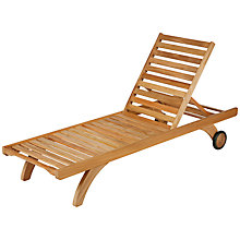 Buy Barlow Tyrie Capri Sunlounger Online at johnlewis.com