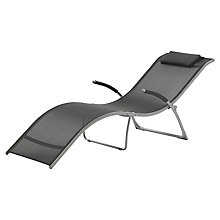 Buy Suntime Monte Carlo Sunlounger Online at johnlewis.com