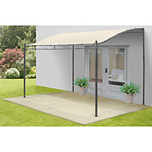 Buy Suntime Wall Steel Canopy Online at johnlewis.com