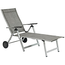Buy Suntime Newbury Sunlounger Online at johnlewis.com