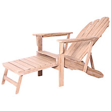 Buy LG Outdoor Hanoi Adirondack Chair Online at johnlewis.com