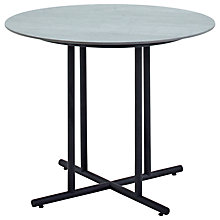 Buy Gloster Whirl Outdoor Ceramic Bistro Table Online at johnlewis.com