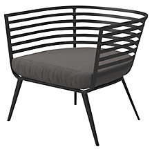 Buy Gloster Vista Armchair, Meteor Online at johnlewis.com