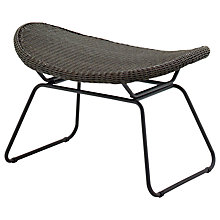Buy Gloster Bepal Outdoor Lounge Footstool Online at johnlewis.com