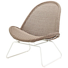 Buy Gloster Bepal Outdoor Lounge Chair Online at johnlewis.com