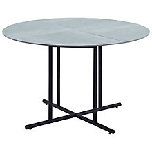 Buy Gloster Whirl 4-Seater Ceramic Outdoor Dining Table Online at johnlewis.com