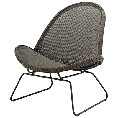 Gloster Bepal Outdoor Lounge Chair